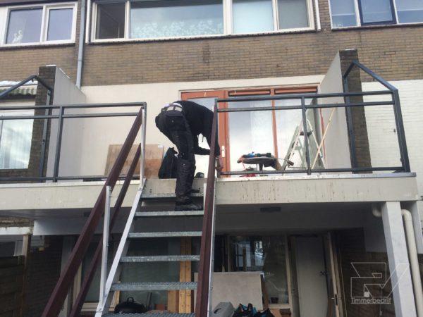 Balkon Hek
